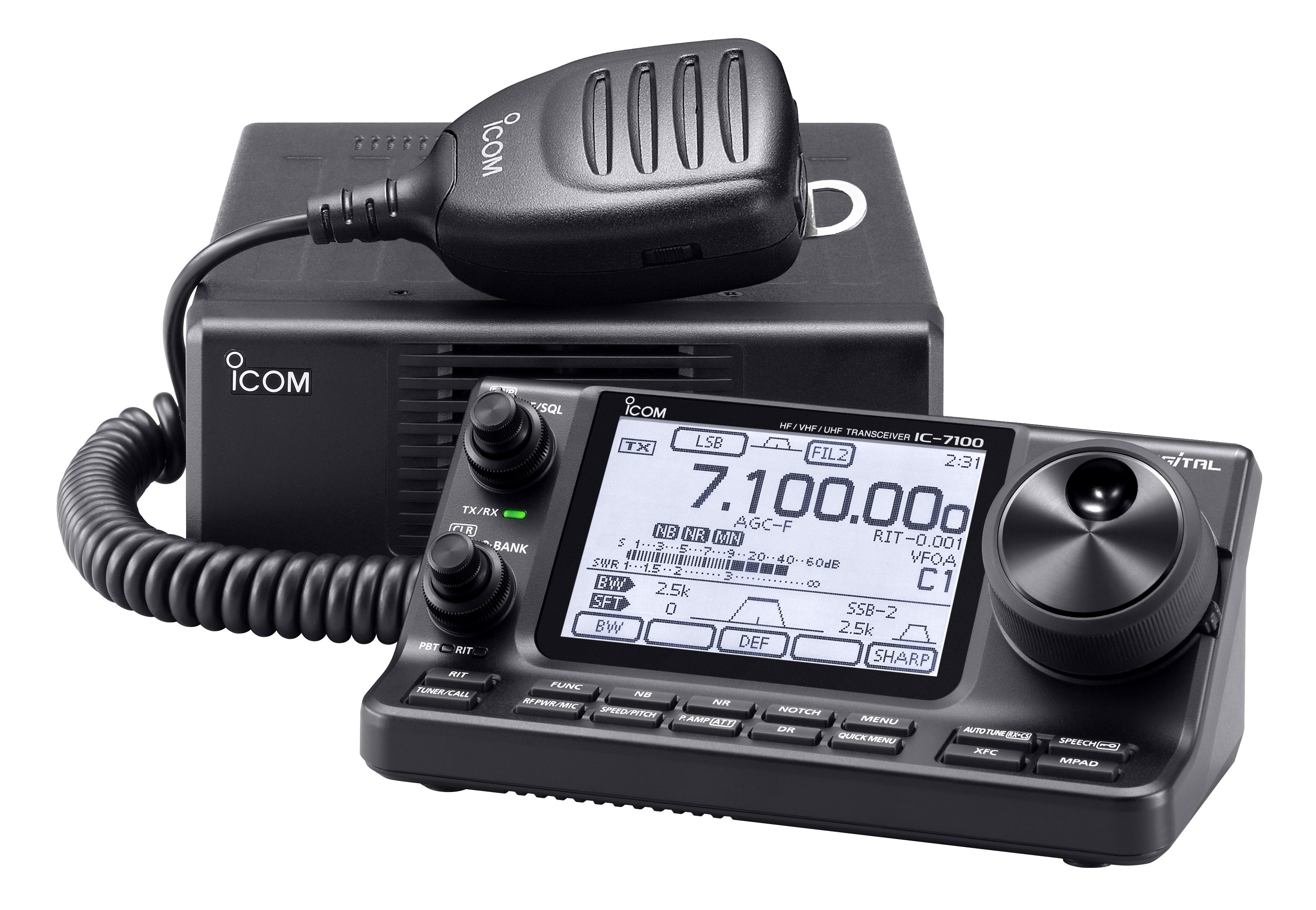 ICOM IC-7100 | Another Electronics Blog